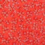 ぼかしに桜(赤)